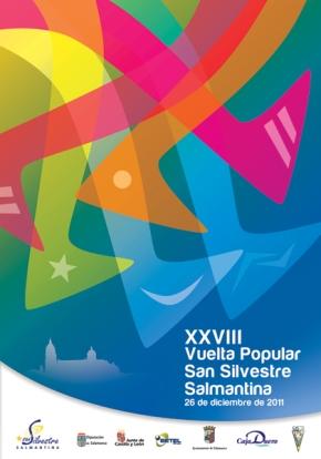 V Concurso Carteles San Silvestre Salmantina 2012